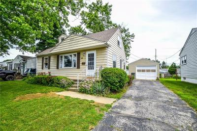 Troy Single Family Home For Sale: 545 Linwood Drive