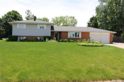 Tipp City Single Family Home Pending/Show for Backup: 290 Essex Drive