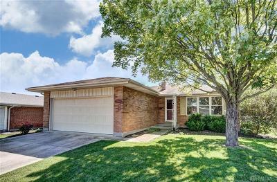 Kettering Single Family Home For Sale: 2764 Horstman Drive