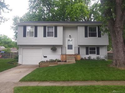 Union Single Family Home For Sale: 127 Lightner Lane