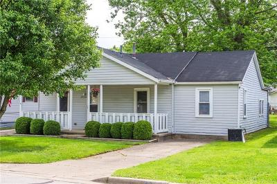 Greene County Single Family Home Pending/Show for Backup: 1734 Montgomery Avenue