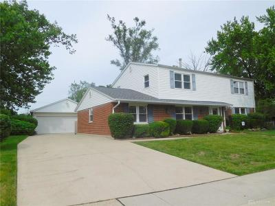 Huber Heights Single Family Home Pending/Show for Backup: 7610 Harshmanville Road