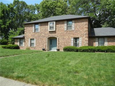 Beavercreek OH Single Family Home For Sale: $249,900