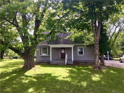 Vandalia Single Family Home Pending/Show for Backup: 87 Brown School Road