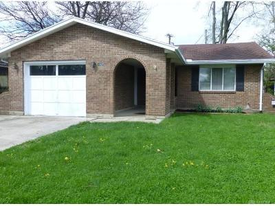 Greene County Single Family Home Pending/Show for Backup: 1063 Harvard Avenue