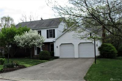 Beavercreek OH Single Family Home For Sale: $295,500