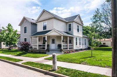 Miamisburg Single Family Home Pending/Show for Backup: 336 Fifth Street