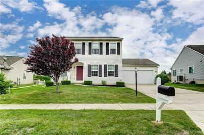 Miamisburg Single Family Home For Sale: 4132 King Bird Lane