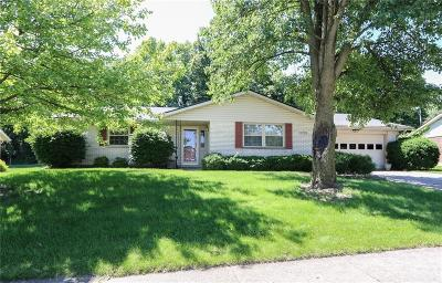 Tipp City Single Family Home Pending/Show for Backup: 650 Hathaway Trail