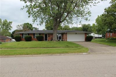 Vandalia Single Family Home For Sale: 153 Hartshorn Drive