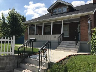 Dayton Single Family Home For Sale: 1200 Demphle Avenue