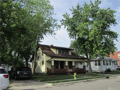 Greene County Single Family Home Pending/Show for Backup: 315 Ohio Street