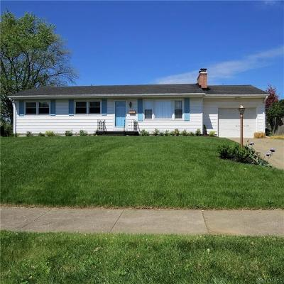 Middletown Single Family Home For Sale: 508 Valley View Drive