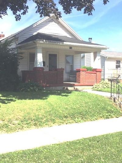 Troy Single Family Home Pending/Show for Backup: 916 Garfield Avenue