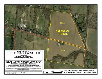 Montgomery County Farm For Sale: 2472 Social Row Road