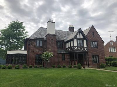 Springfield Single Family Home For Sale: 1717 Fountain Boulevard