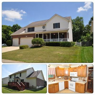 Tipp City Single Family Home For Sale: 486 Greensward Drive