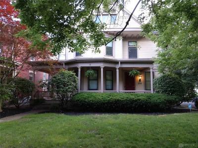 Dayton Single Family Home For Sale: 239 Grafton Avenue