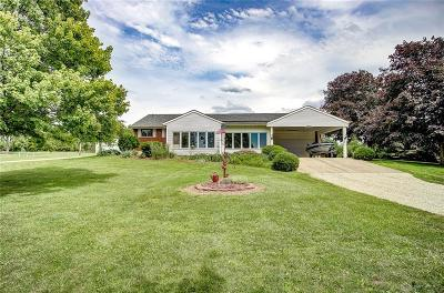 Miamisburg Single Family Home Pending/Show for Backup: 6340 Union Road