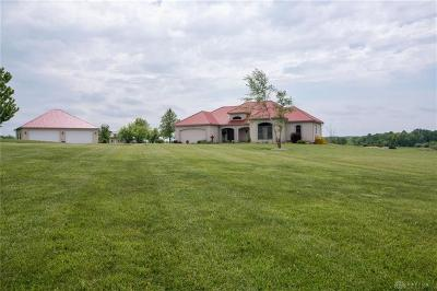 Highland County Single Family Home For Sale: 6200 Welcome Road