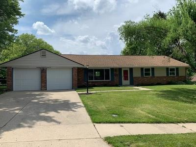 Kettering Single Family Home For Sale: 4121 Burning Tree Drive