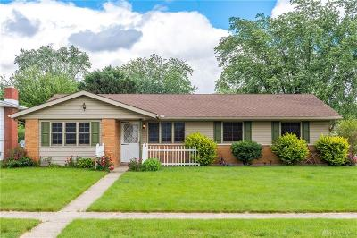 Enon Single Family Home For Sale: 5436 Emmons Street