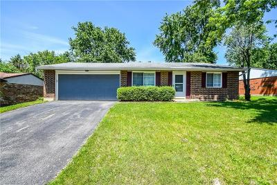 Single Family Home Pending/Show for Backup: 4815 Flagstone Court