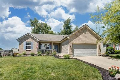 Xenia Single Family Home Pending/Show for Backup: 2460 Harmony Drive