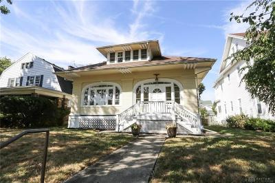 Springfield Single Family Home For Sale: 273 Arlington Avenue