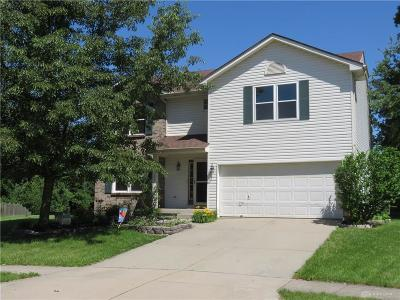 Dayton Single Family Home For Sale: 4103 Eagle Watch Way