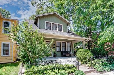 Dayton Single Family Home For Sale: 127 McClure Street