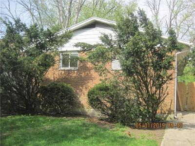 Yellow Springs Vlg Single Family Home For Sale: 222 Stafford Street