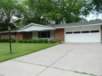 Kettering Single Family Home Pending/Show for Backup: 2732 Meadow Park Drive