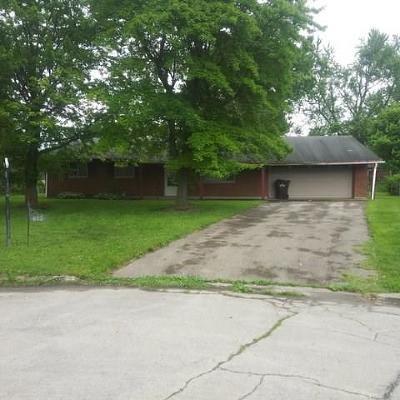 Union Single Family Home For Auction: 607 Morning Glory Lane