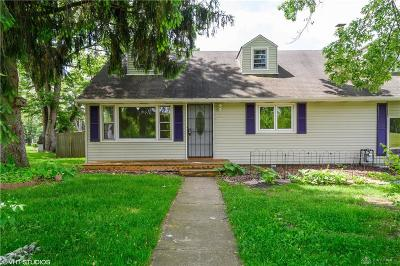 Tipp City Single Family Home For Sale: 1270 Virginia Drive