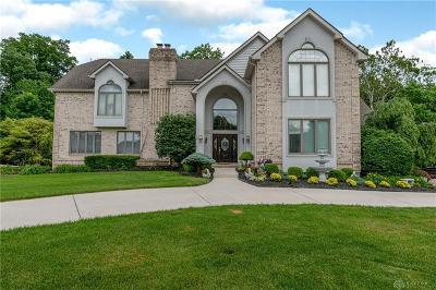 Springboro Single Family Home For Sale: 16 Royal Birkdale
