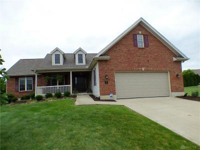 Wilmington OH Single Family Home For Sale: $299,900