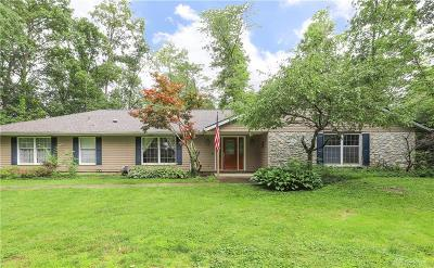 Greene County Single Family Home Pending/Show for Backup: 3710 Wilberforce Clifton Road