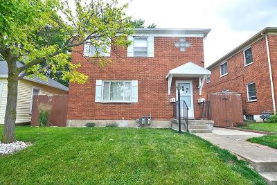 Dayton Multi Family Home For Sale: 831 Chelsea Avenue #A & B