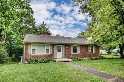 Beavercreek OH Single Family Home Pending/Show for Backup: $179,900
