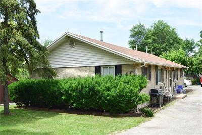 Fairborn Multi Family Home For Sale: 249-251 Forest Street