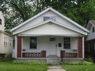 Dayton Single Family Home For Auction: 1622 Suman Avenue