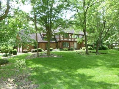 Butler Township Single Family Home For Sale: 2782 Cricket Woods Drive #D