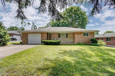 Dayton Single Family Home For Sale: 1362 Feldman Avenue