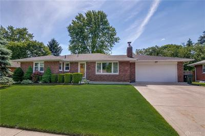 Troy Single Family Home For Sale: 736 Bristol Road