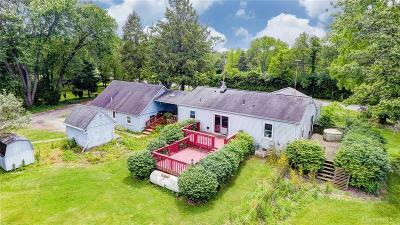 Greene County Single Family Home For Sale: 3854 Centerville Road
