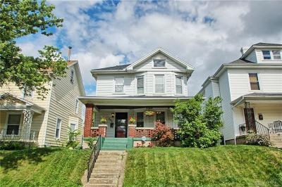 Dayton Single Family Home For Sale: 606 Carlisle Avenue