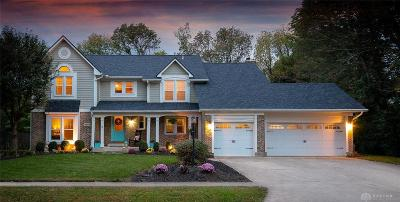 Bellbrook Single Family Home Pending/Show for Backup: 3625 Ridgeway Road