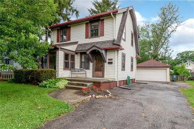 Dayton Single Family Home Pending/Show for Backup: 1231 Oakdale Avenue