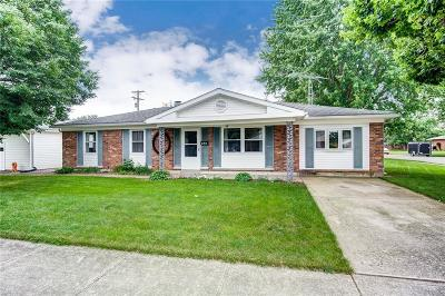 Troy Single Family Home For Sale: 429 Forrest Lane